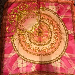 Saks fifth ave Silk scarf